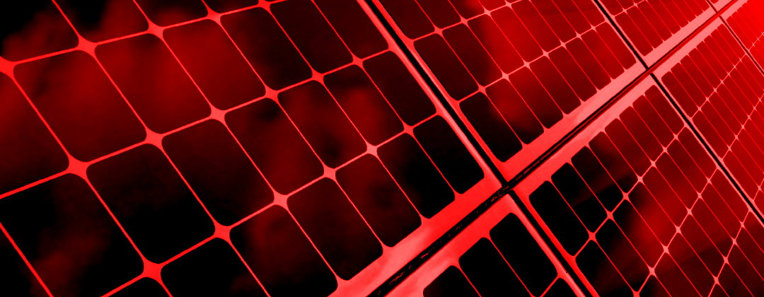 Rød solcelle.dk