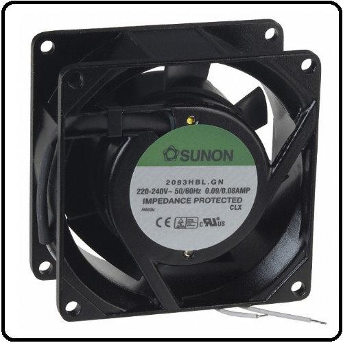 Sunon BLÆSER 230V AC 92x92x25/51 m3/h