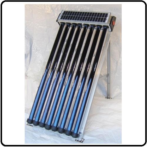 Vacpipe open end 450W varme- og ventilation