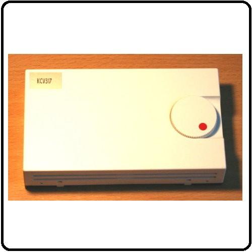 Elektronisk regulering til Blæser KCV317