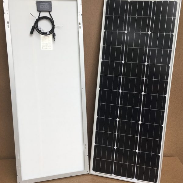 100W12V solpanel