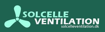 Solcelle Ventilation Logo